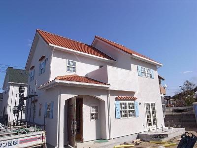 唐津のプロヴァンス住宅